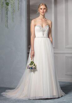 Beloved by Casablanca Bridal BL238 Sky A-Line Wedding Dress
