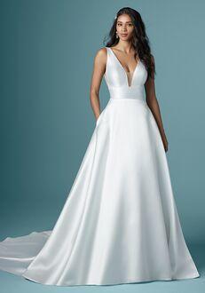 Maggie Sottero RAVEN A-Line Wedding Dress