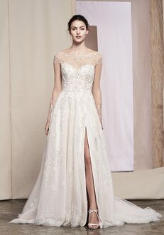 Justin Alexander Signature Hana A-Line Wedding Dress