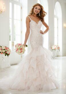 Stella York 6402 Mermaid Wedding Dress