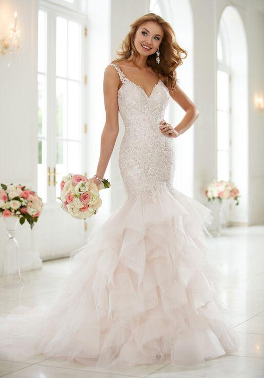 27aaa0837457 Stella York 6402 Wedding Dress | The Knot
