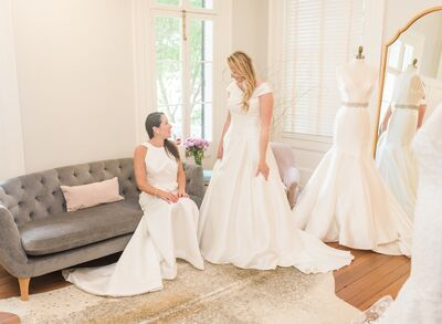 Bridal Salons In Charleston Sc The Knot