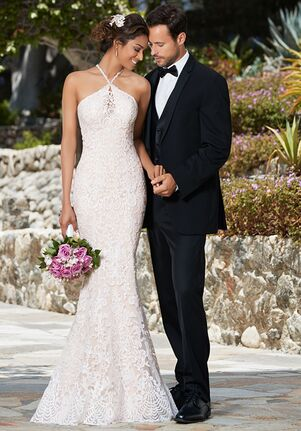 KITTYCHEN DANIELLE, H1760 Sheath Wedding Dress