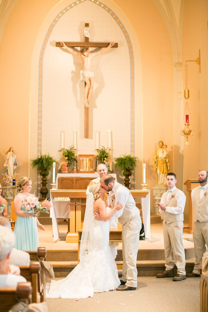 Traditional Catholic Church Ceremony