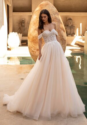 PRONOVIAS CARON Ball Gown Wedding Dress