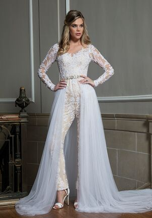 Mary's Bridal Couture d'Amour MB4008 A-Line Wedding Dress