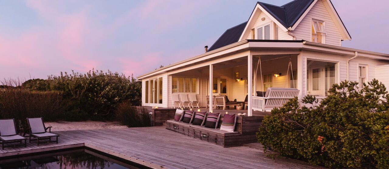 vacation home + villa
