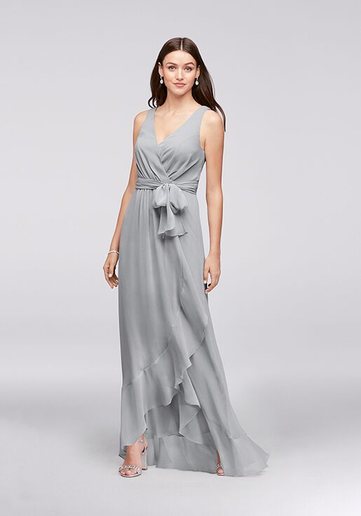 Davids Bridal Collection Davids Bridal Style F19748 Bridesmaid