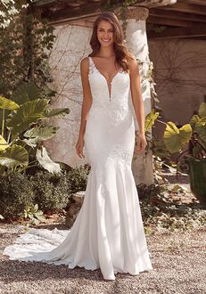 Justin Alexander Arya Mermaid Wedding Dress