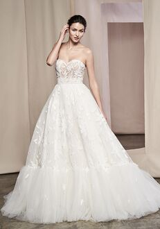 Justin Alexander Signature Willow Ball Gown Wedding Dress