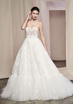 Justin Alexander Signature Willow Ball Gown Wedding Dress
