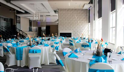 Ralston Arena Top Omaha Ne Wedding Venue