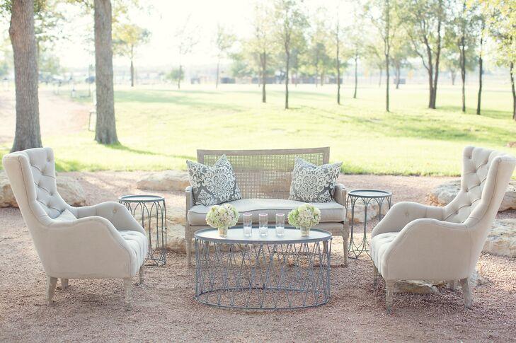 White Modern Lounge Furniture