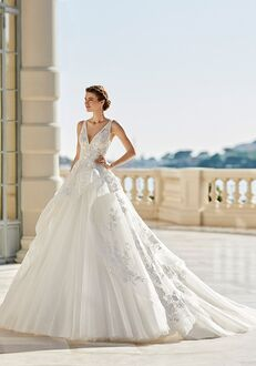 Aire Barcelona ISA Ball Gown Wedding Dress