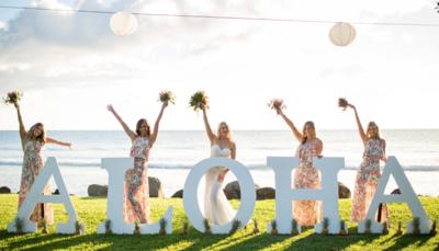 Tropical Maui Weddings
