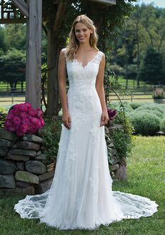 Sincerity Bridal 3976 Mermaid Wedding Dress