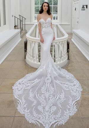Blue by Enzoani Martha Mermaid Wedding Dress