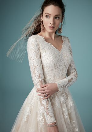Maggie Sottero SHILOH LEIGH A-Line Wedding Dress