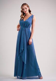Belsoie Bridesmaids by Jasmine L224005 V-Neck Bridesmaid Dress