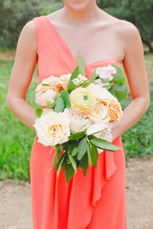 Bright Bouquets With Citrus Accents