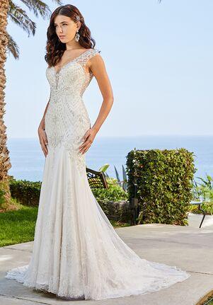 Casablanca Bridal 2407 Leilani Mermaid Wedding Dress
