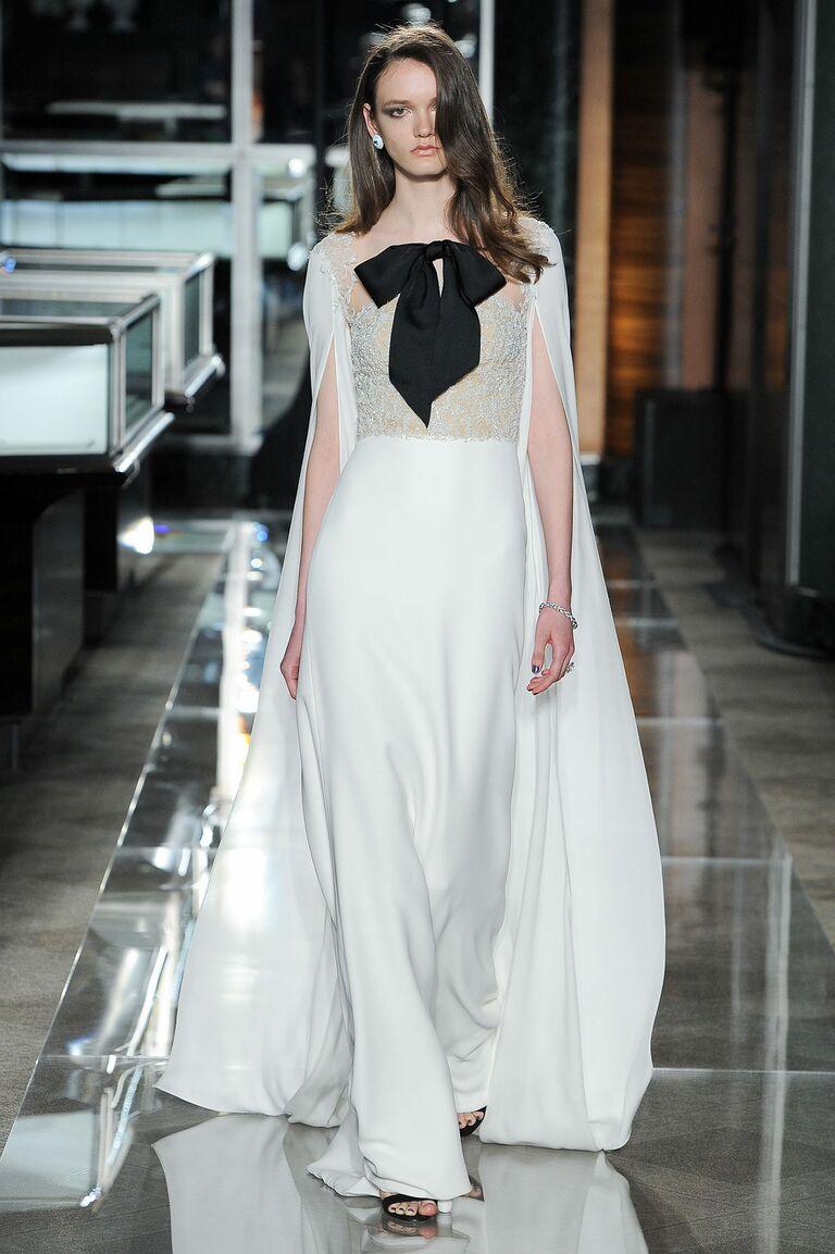 Reem Acra Tiffany Co Wedding Dress