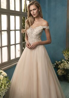 Jasmine Collection F191060 Ball Gown Wedding Dress