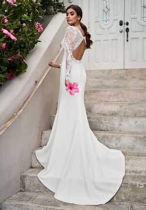 Moonlight Tango T928 Mermaid Wedding Dress