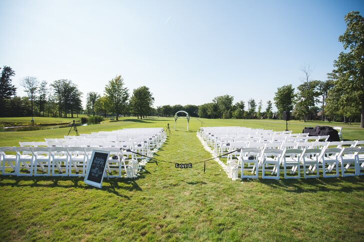 An Elegant Classic Wedding At Quail Hollow Country Club