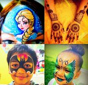 Fremont, CA Face Painting | Yogis Henna and Face Painting