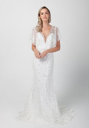 Michelle Roth for Kleinfeld Brooklyn Wedding Dress