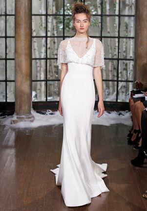 Ines Di Santo Limoges Sheath Wedding Dress