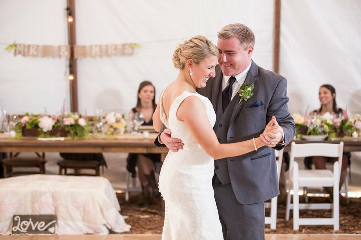 Allyson and Tyler's First Dance
