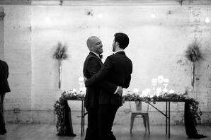 First Dance for Same-Sex Male Couple