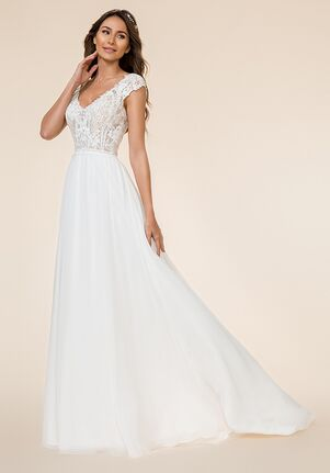 Moonlight Tango T865 A-Line Wedding Dress