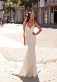Moonlight Couture H1444 Mermaid Wedding Dress