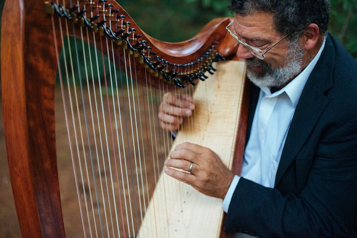Romantic Harp Ceremony Music