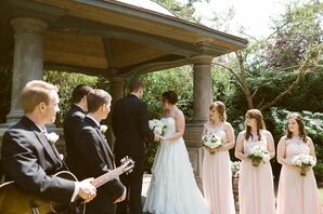 Outdoor Gazebo Ceremony