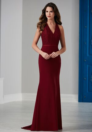 Christina Wu Celebration 22842 V-Neck Bridesmaid Dress