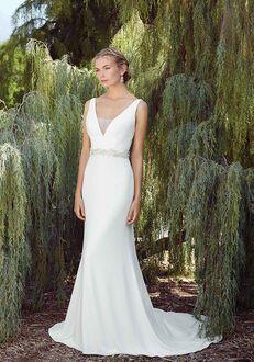 Casablanca Bridal Style 2268 Delphinium Sheath Wedding Dress