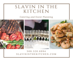 Slavin In the Kitchen Catering and Event Planning