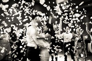 Leah and Grant's Ballroom Celebration