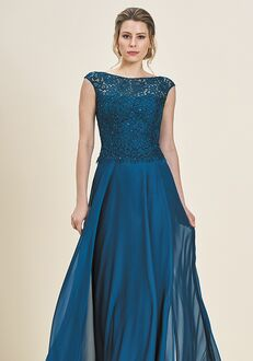 Jade J195062 Blue Mother Of The Bride Dress