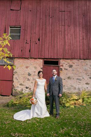Rustic Flower-Farm Wedding Venue