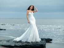 Allure Disney Fairy Tale Weddings Ariel wedding dress