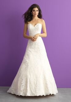 Allure Romance 3012 A-Line Wedding Dress