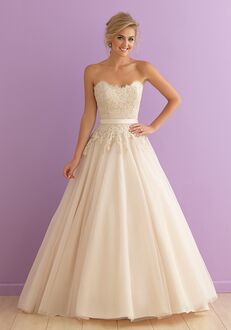 Allure Romance 2908 Ball Gown Wedding Dress