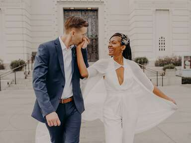 How to Submit Weddings to The Knot