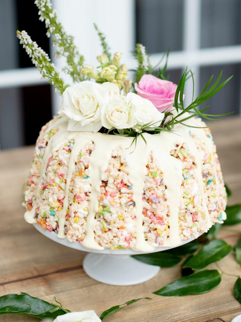 Pretty in Pink Bridal Shower Luncheon | Bridal shower
