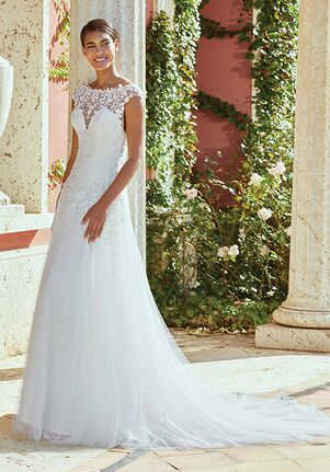 Sincerity Bridal 44203 A-Line Wedding Dress
